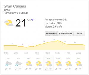 Clima canarie meteo tenerife meteo fuerteventura meteo for Capodanno alle canarie