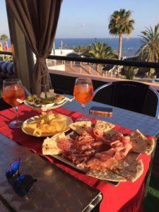 aperitivo italiano Canarie