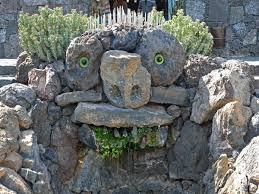 Lanzarote jardin del Cactus