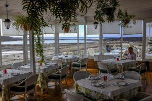 ristorante mirador de las salinas