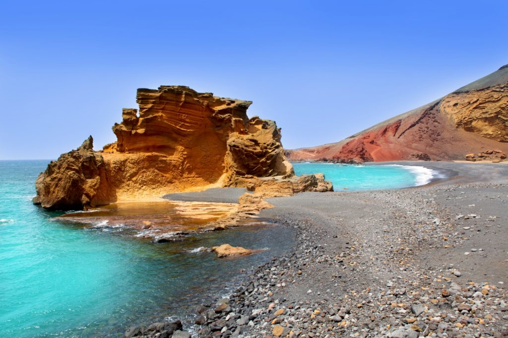 El Golfo viaggio a Lanzarote