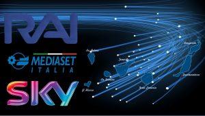 vedere la televisione italiana alle Canarie
