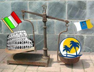 differenze italia canarie